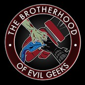 THE BROTHERHOOD OF EVIL GEEKS