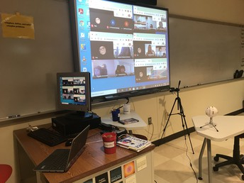 A new look at hybrid learning with online breakout rooms!