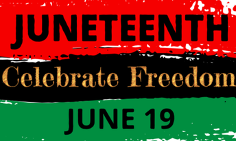 Juneteenth~ Learn and Celebrate
