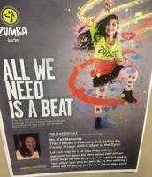 Fit Families, Fun Fridays - ZUMBA!