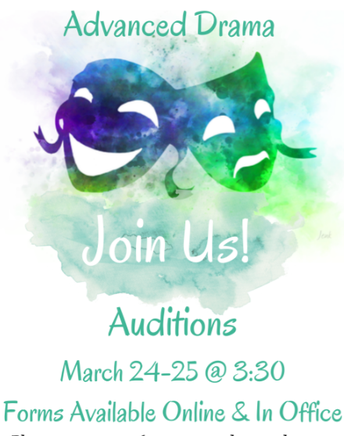 Advanced Theater Auditions