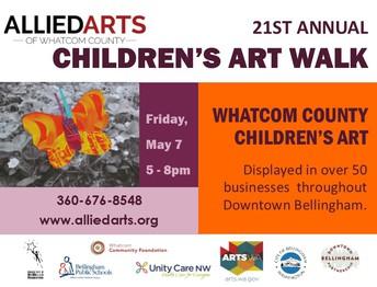 Children's Art Walk