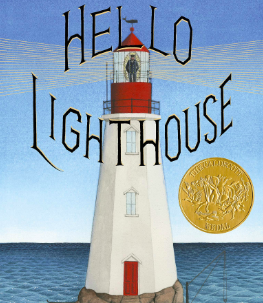 The winner of the Caldecott Award.