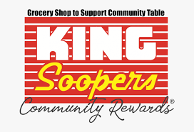 "Join CCE PTO and King Soopers for ""Community Rewards"""
