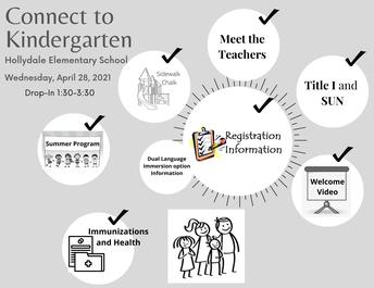 Connect to Kindergarten