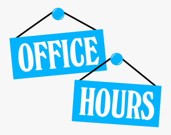 Elementary Principals' Office Hours
