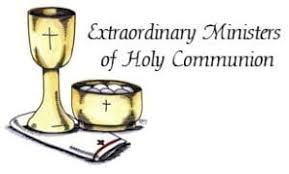 Extraordinary Ministers of Holy Communion Workshop!
