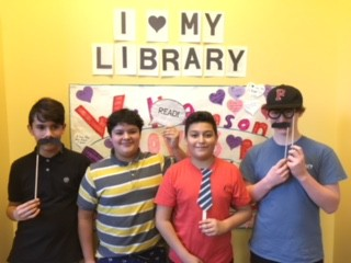 Williamson Loves Libraries Event