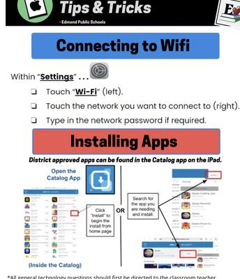 iPad Tips and Tricks