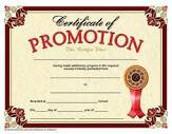 Virtual 5th Grade Promotion