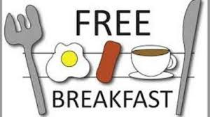 Free Breakfast for ALL