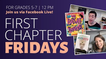 First Chapter Fridays!