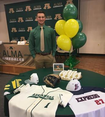 AHS Baseball's Logan Hatcher: