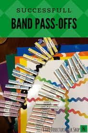 Advanced Band Pass-Offs Have Begun