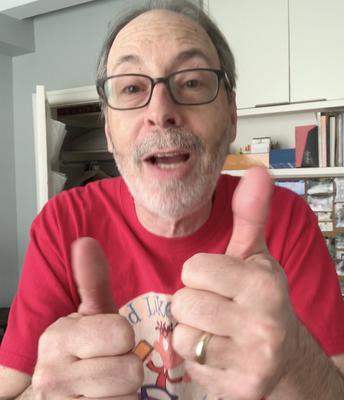 Author, Dan Gutman