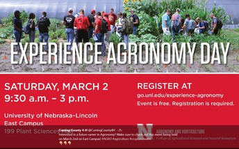 Ag Agronomy Day at UNL