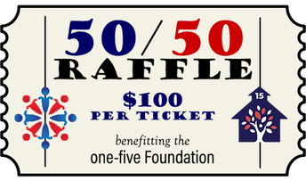 Last Chance for 50/50 Raffle Tickets!