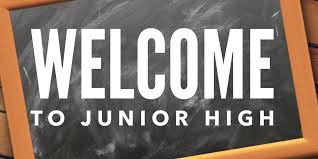 Incoming 7th Graders-Welcome to SV!!