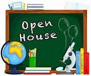 Parent Open House Dates!