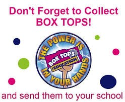 Keep collecting those box tops!