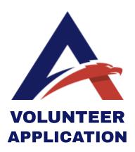 Volunteer Application Now Open for 2020-2021