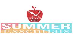 PTO ROBINSON CARES SUMMER ESSENTIAL BAGS!
