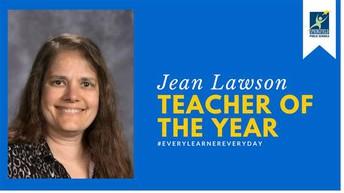 Graduation Key Note Speaker: Jean Lawson