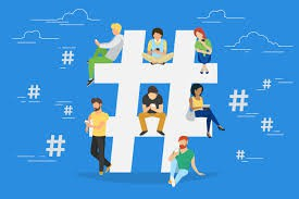 Hanging Hashtags