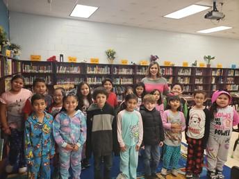 Congratulations to Mrs. Gonzalez's 2nd Grade Class!