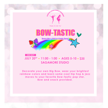 Bow-Tastic Day Camp