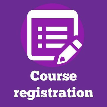 Course Registration for 2019 -- 2020