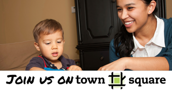 ARE YOU A FAMILY CHILD CARE PROVIDER? JOIN SPARK ON TOWN SQUARE!