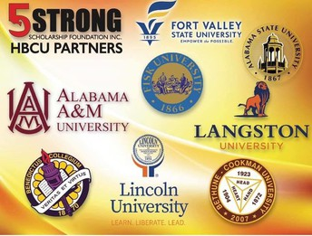 5 Strong Scholarship 12/31/20