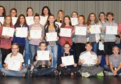 7th Grade UIL Winners