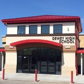 Dewey High School