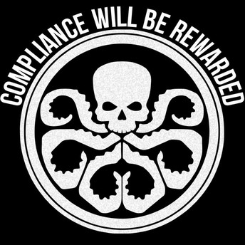 Your Compliance Will Be Rewarded