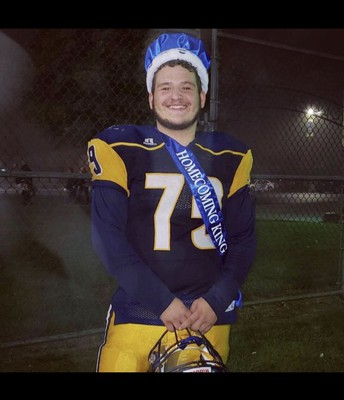 Congratulations to our Homecoming King and Queen, Noah Eisenmann and
