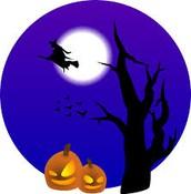 Halloween Parties....