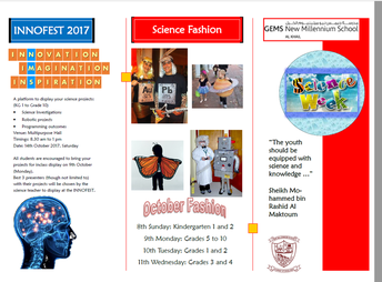 Science Week and InnoFest 2017