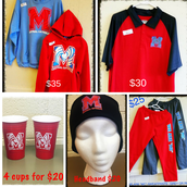 Holiday Spirit Wear Available!