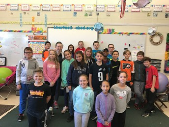 Mrs. Hartzell's Class