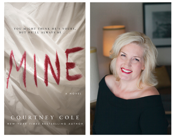 Mine by Courtney Cole