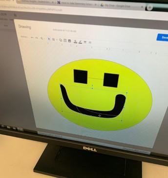 Drawing Online Emojis at HAY
