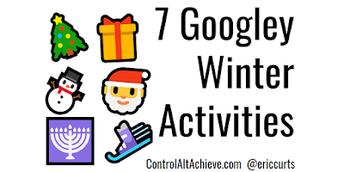 7 Googley Wintertime Activities