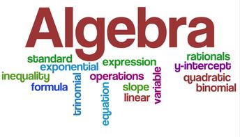 Algebra News
