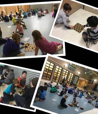 Chess Club rocks!