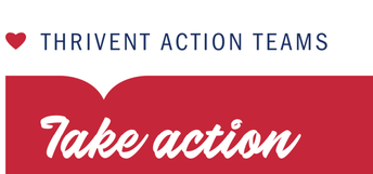 Thrivent Action Teams--Put your Action Team Card to use:  Be Like Jesus.