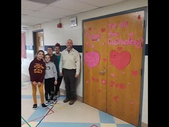 Leadership is working on ways to promote kindness
