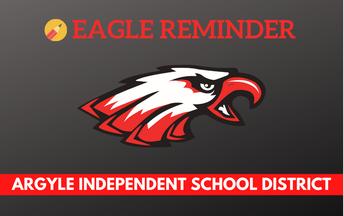 EAGLE REMINDER: Student Medication Pick-Up