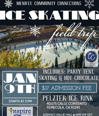 Ice Skating at Peltzer Rink